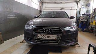 Audi A6 c7 не работает электро руль ( не смогли победить )