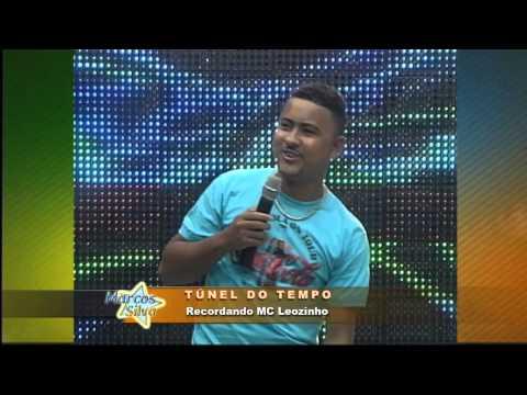MC LEOZINHO NO TÚNEL DO TEMPO DA TARDE LEGAL