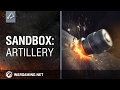 World of Tanks - Sandbox: Artillery