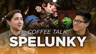 Is SPELUNKY the Perfect Video Game?