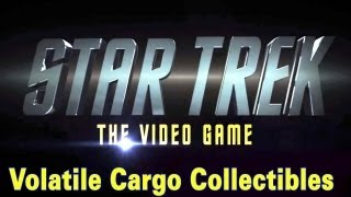 Star Trek ~ The Video Game ~ Volatile Cargo Collectible Locations