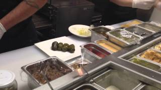 Dolmathes (stuffed Grape Leaves)