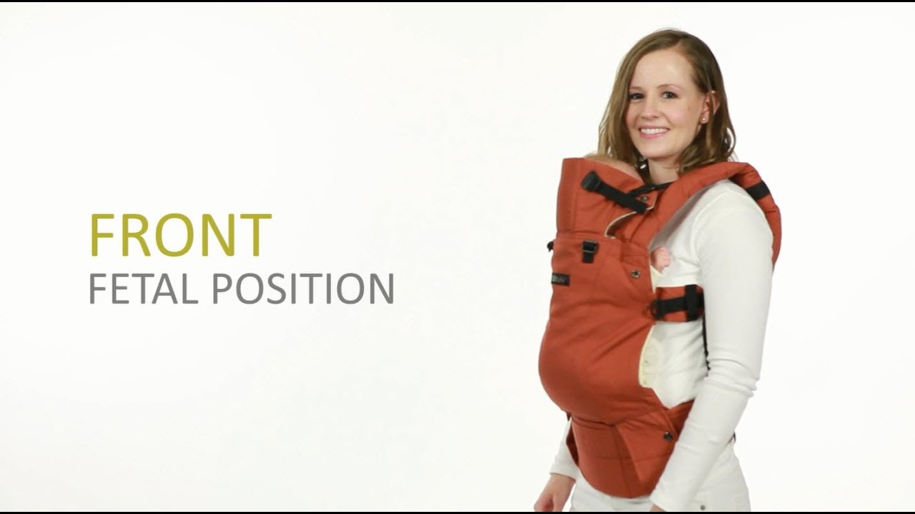 eaf16855052 lillebaby COMPLETE Baby Carrier - Fetal Position Carry Instructions ...