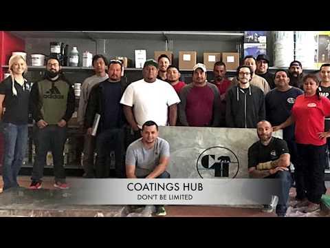 Overlay & Metallic Epoxy Concrete Training Class