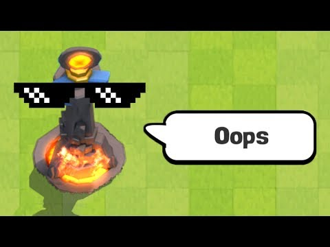 Funny Moments & Glitches & Fails | Clash Royale Montage #31