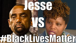 #BlackLivesMatter Co-Founder Patrisse Cullors LIES to Jesse Then RUNS & Gets 'Chicken Song'
