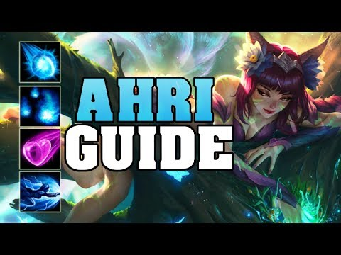 Ahri Guide Mid Lane Runes, Combos & Matchups How To Play Ahri - League Of Legends