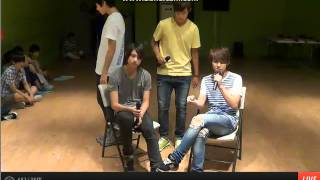 130620 17tv Cover Team (Doyoon, Junhui, Mingyu, Seokmin)
