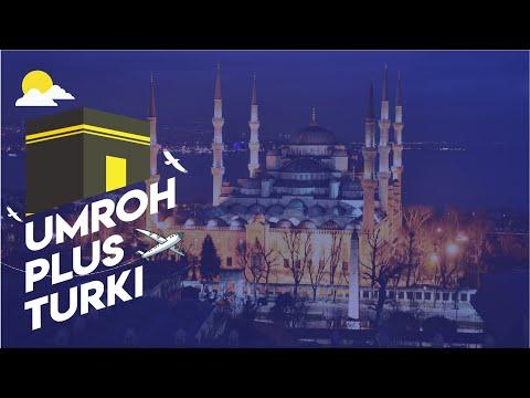 UMROH PLUS TURKI & BALON CAPPADOCIA | KHAZZANAH TOURS.