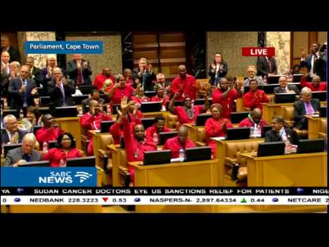 BREAKING NEWS: The 8th motion of confidence in Zuma fails