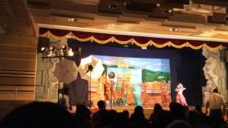 kamalini khanna a m jain school annual day 2016