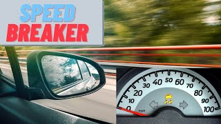 How to tackle  Speed breaker   Are you hurting your car??