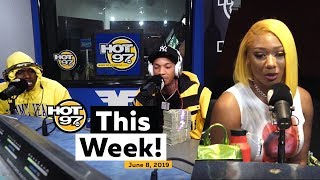 Megan Thee Stallion, Stunna 4 Vegas, Tiny, and more on #HOT97ThisWeek