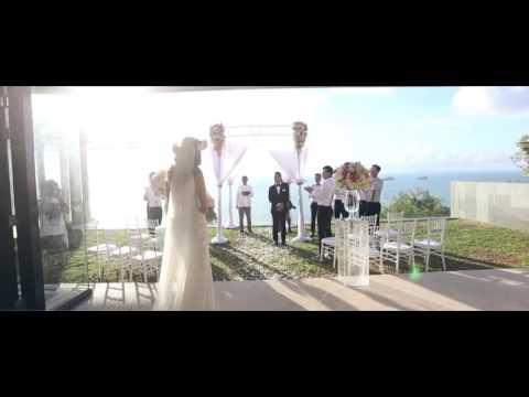 Kim&Kang Wedding  at Conrad koh samui