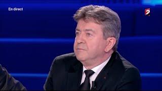 Jean-Luc Mélenchon à  « On est solidaire »