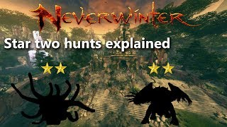 Neverwinter: Star two hunts explained - Lost City of Omu