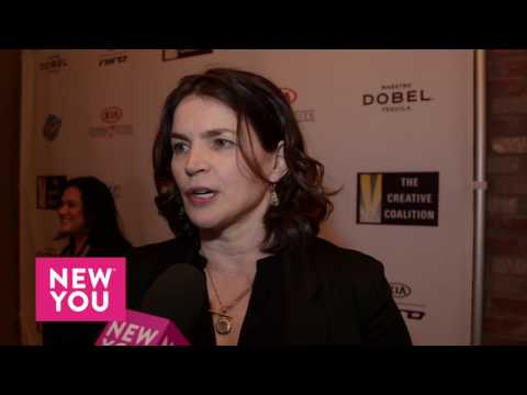 Julia Ormond at the Creative Coalition Awards