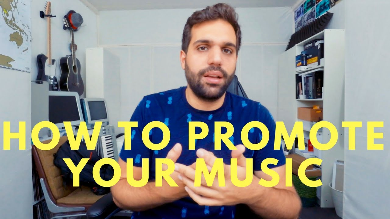 HOW TO PROMOTE YOUR MUSIC AS AN INDEPENDENT ARTIST