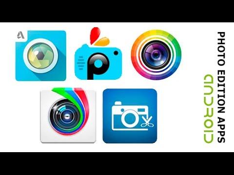TOP 5 Mejores aplicaciones para editar Fotos en tu celular