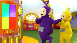 Dispy Tubby Phone Dance! Up and Down - Teletubbies
