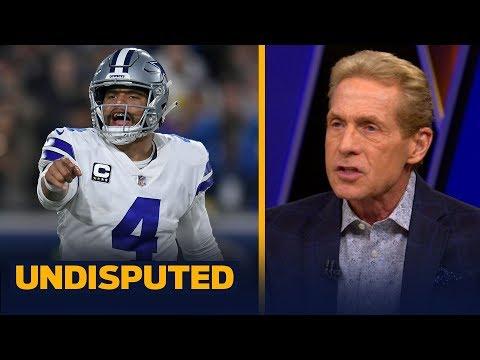 Skip Bayless breaks down why Dak Prescott is a better leader than Aaron Rodgers | NFL | UNDISPUTED