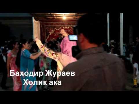 Bahodir Juraev -  Holiq aka Tuyona