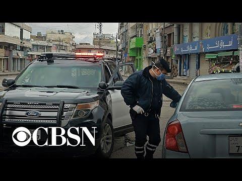 Jordan Imposes Coronavirus Lockdown As Cases Spread In Middle East