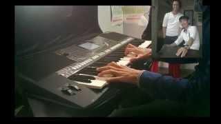 Mot thua yeu nguoi-Thanh Phong piano