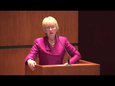 An Irish Perspective: Doing Business in a Global Economy - Mary Hanafin