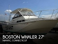[UNAVAILABLE] Used 1987 Boston Whaler 27 Full Cabin in Niantic, Connecticut