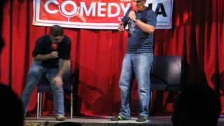 Comedy Club Крым, Алушта 2008 (Рекламный агент)