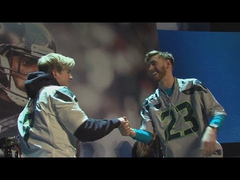TT23 vs Young Kiv FULL REPLAY! Seattle Seahawks Club Series 2017