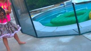 """Car Wash (Shark Tale Mix)"" starring Cody"