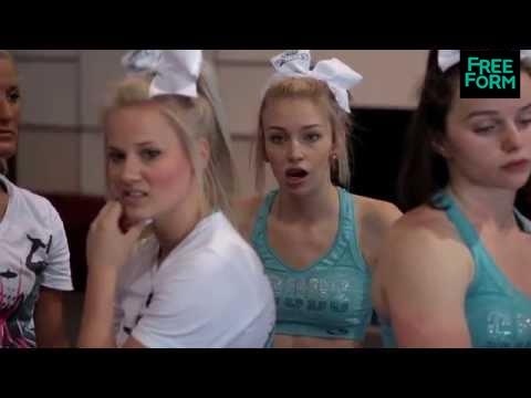 Cheer Squad 1x01 Sneak Peek: No Room For Mistakes  | Freeform