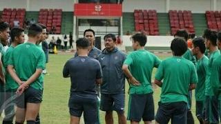 Detik-detik Goal Indonesia ke gawang Skotlandia