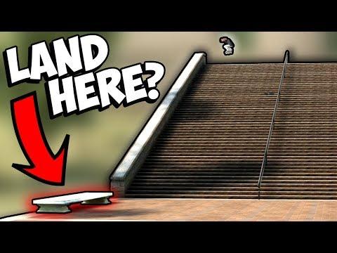 SKATE 3: Making This Popular Stair Set HARDER!
