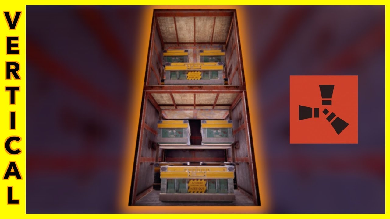 Rust Building On Building Blcoked New Update