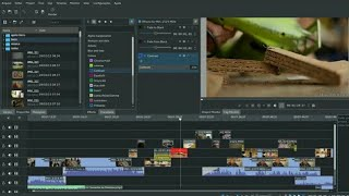 kali Linux - Video Editor Software | Kdenlive