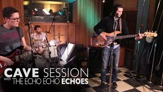 The Cave Sessions w/ The Echo Echo Echoes // Full Session