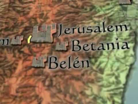 La Tierra de Jesús: 01 situación política y geografía de YouTube · Duração:  14 minutos 4 segundos