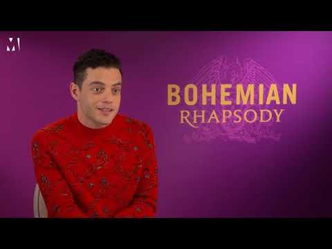 "Rami Malek Opens Up About Director Bryan Singer - ""Bohemian Rhapsody"""