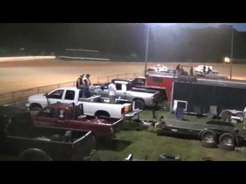 Natural Bridge Speedway Street Stock Race July 23 2016