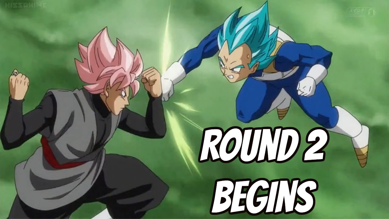 Download Vegeta Vs Black Round 2 HYPE - Dragon Ball Super Episode 60 Review/Thoughts