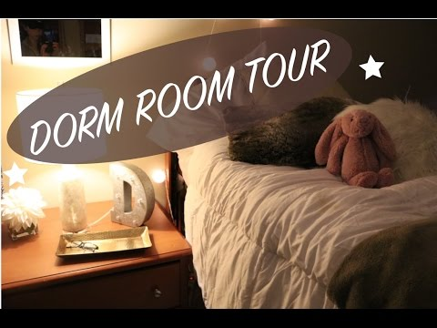 Dorm Room Tour 2016| The University of Tampa