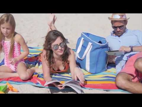 Beaches resorts - Beach bag Dezzio, channel Next Idea