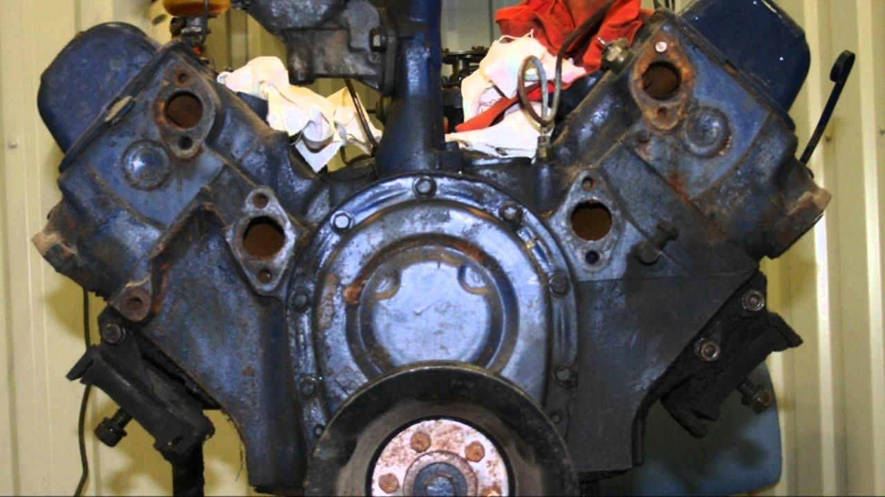 Cadillac 1959 Restoration - Episode 4-2 - Engine Disembly.wmv ...