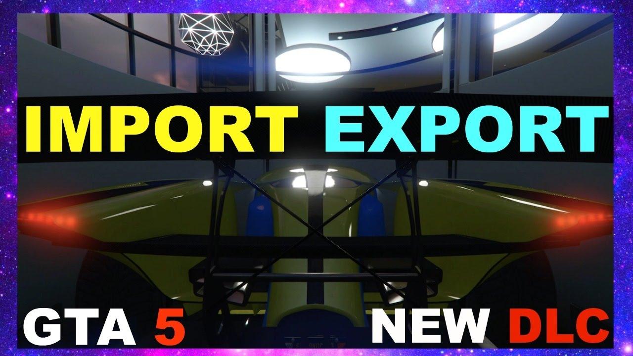 gta 5 online import export cars dlc tips 60 car garage all new vehicle new super hyper cars. Black Bedroom Furniture Sets. Home Design Ideas