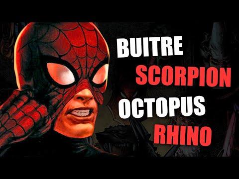 ¿Por Qué Los Villanos De Spider-Man Se Basan En Animales?