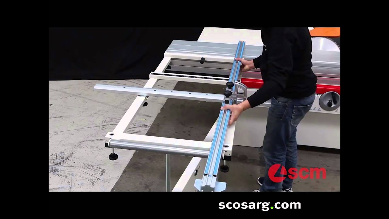 Scm Si400 Nova Panel Saw Scott Sargeant Woodworking Machinery Scosarg Com