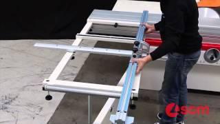 Scm Si400 Nova Panel Saw | Scott+sargeant Woodworking Machinery | Scosarg.com